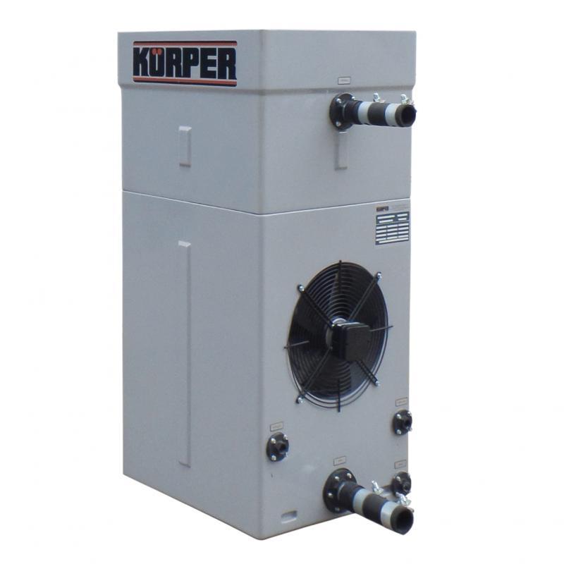 Torre de Resfriamento para Máquina de Sorvete
