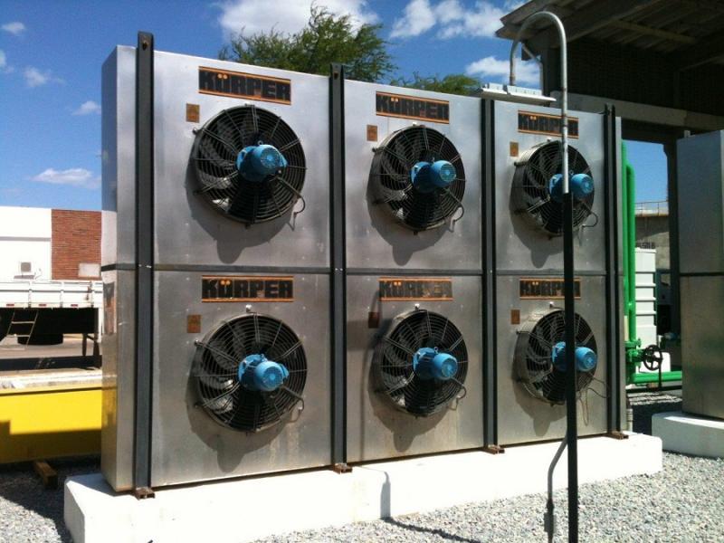 Dry cooler VS e VD