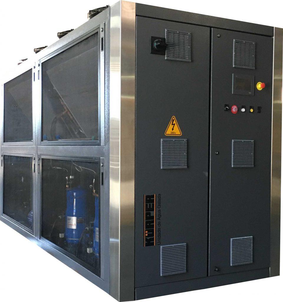 Fabricante de unidade de água gelada